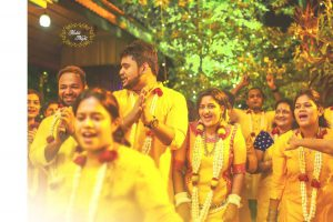 Haldi Function of singer Thulasi