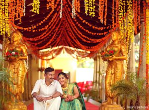 Kerala Wedding Story