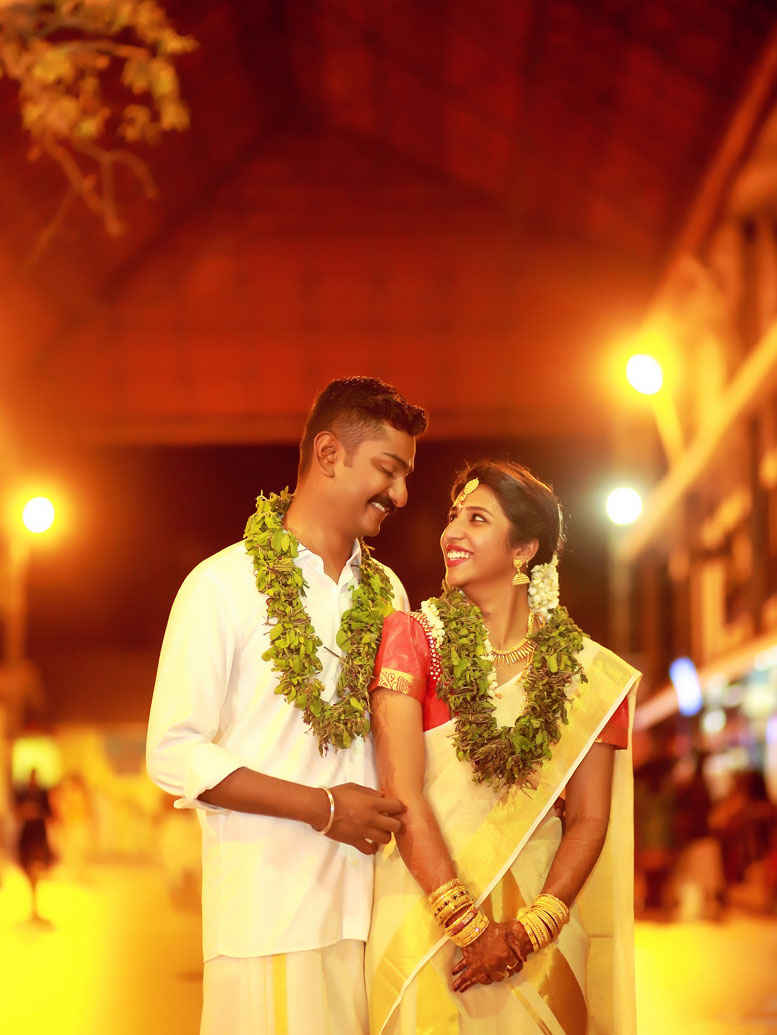 Wedding in Guruvayoor