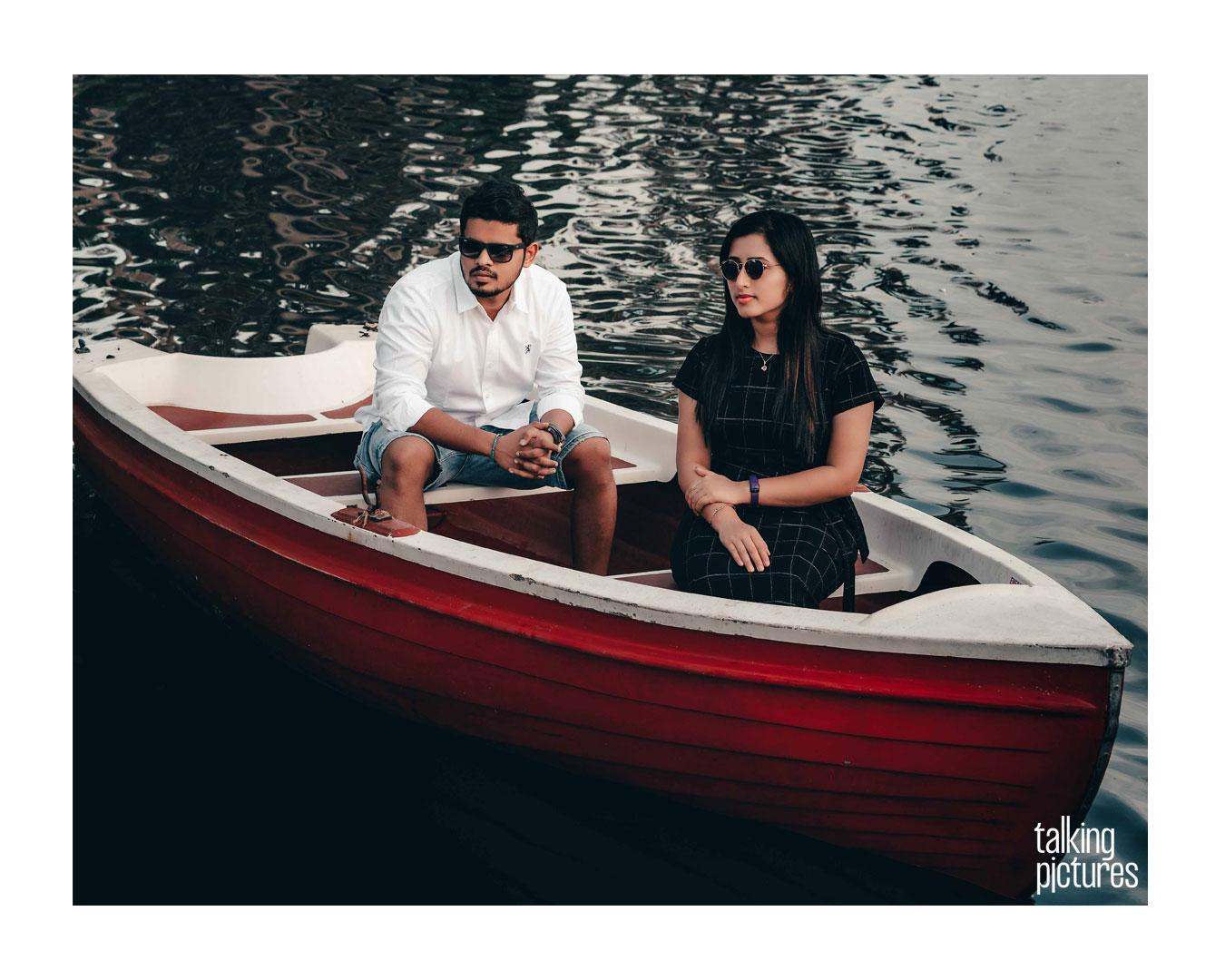 Boat Couple